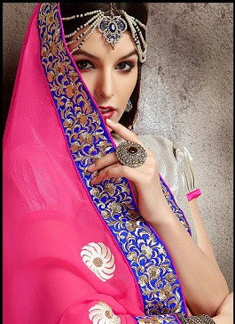 Saree series 25355