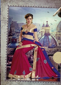 VS Saree 2618