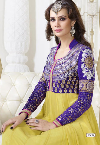 Afreen Suit Collection 4506