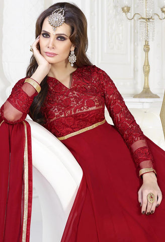 Afreen Suit Collection 4508