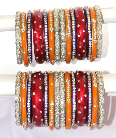 Glass Bangles set for women