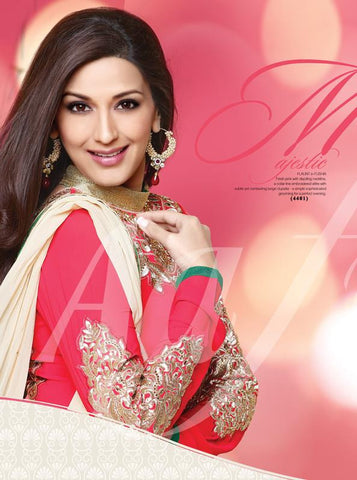 Afreen Suit Collection 4401
