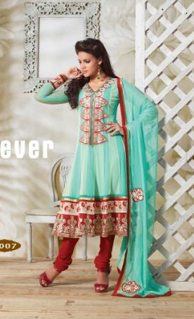 Afreen suits 3007