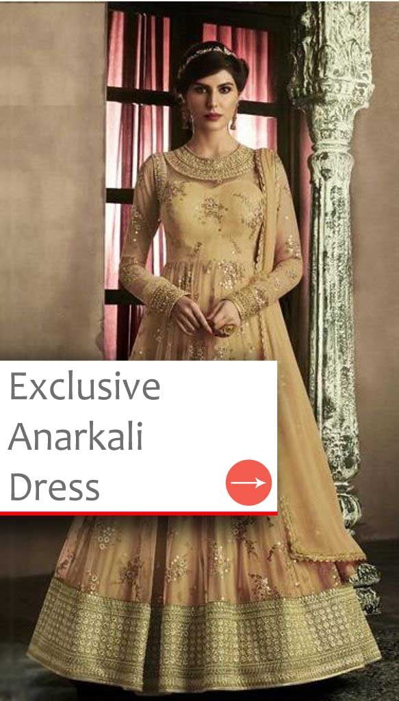 Discount & Offers On Saree Suits Anarkali and Lehenga