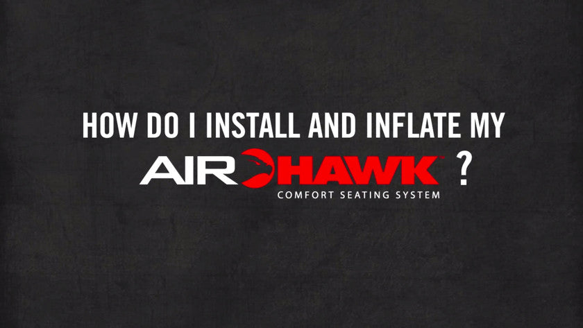 How do I Install my Airhawk?