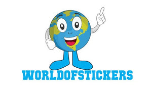World of stickers