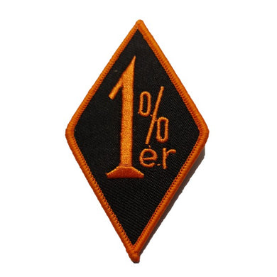 1%er biker iron on patch biker jacket iron on sew on transfer
