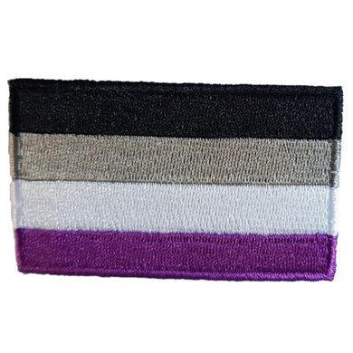 A Sexual Pride LGBT Iron On Patch Sew On transfer LGBT