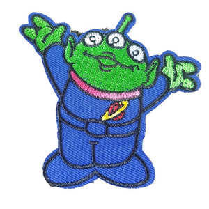 Toy Story Alien Iron On Patch Sew On Transfer