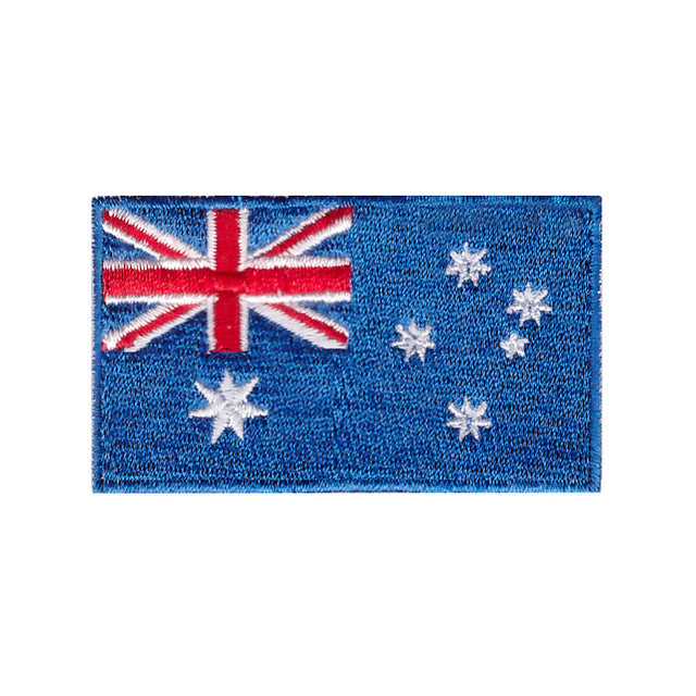 Australia country flag Iron On Patch Sew On Transfer