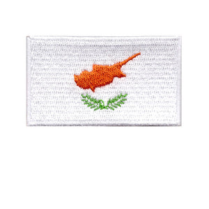 Cyprus Country Iron On Patch Sew on Transfer