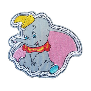 Dumbo Iron On Patch Sew On Transfer