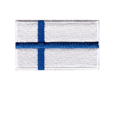 Finland Country flag Iron On Patch Sew On Transfer