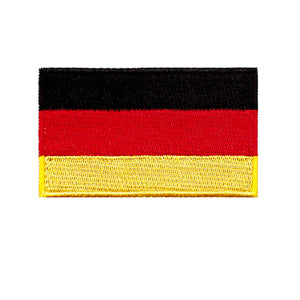 Germany Country Iron On Patch Sew On transfer