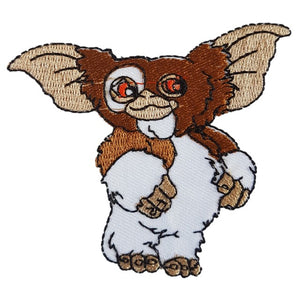 Gizmo Gremlins iron on patch sew on transfer