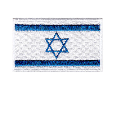 Israel Country Iron on Patch Sew on transfer