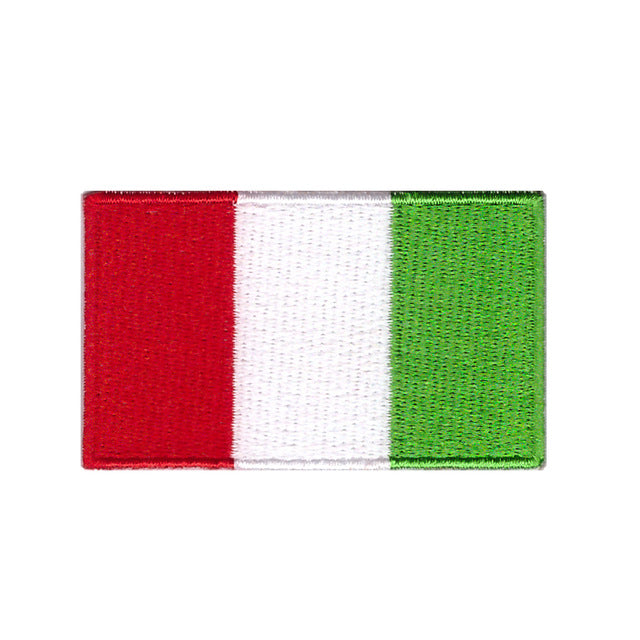 Italy Country Iron On Patch Sew On Transfer