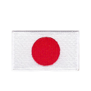 Japan Country Iron On Patch Sew On Transfer