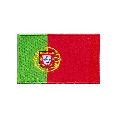 Portugal flag Iron On Patch sew on transfer