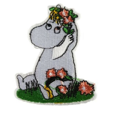 Moomins Snorkmaiden TV Show Iron On Patch Sew On Transfer