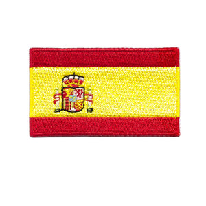Spain Country Iron On patch Sew On Transfer