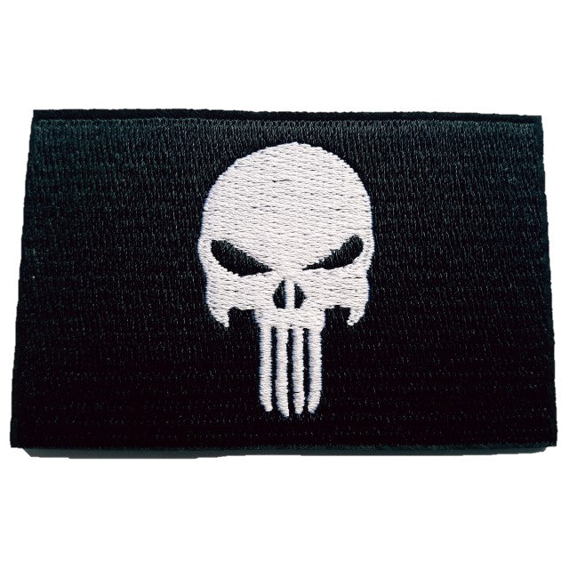 The Punisher TV show marvel flag Iron on patch Sew on transfer