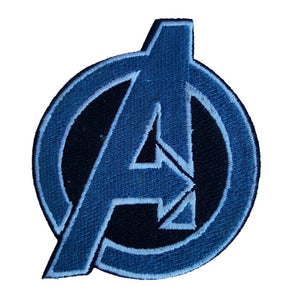 The Avegers Logo marvel Avengers iron on patch sew on transfer