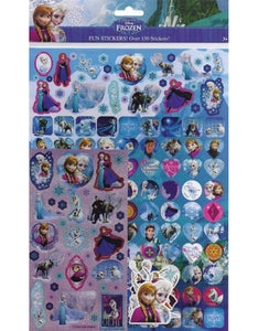 Disney's Frozen - Mega Pack sticker pack over 150 stickers