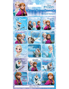 Disney's Frozen - Small Reward Stickers (15 stickers)
