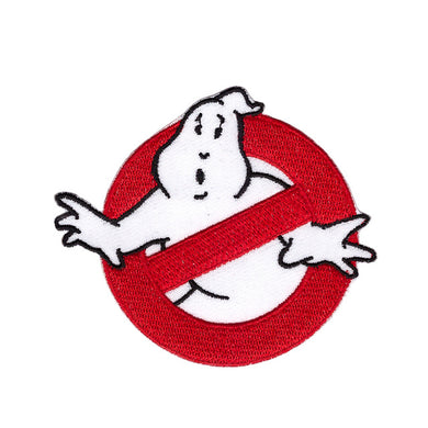 Ghost busters movie iron on patch logo