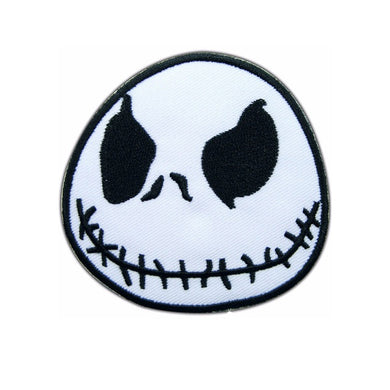 Jack skeleton the nightmare before christmas Iron On Patch