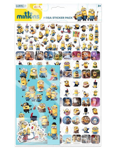 Minions - Mega Pack sticker pack over 150 stickers