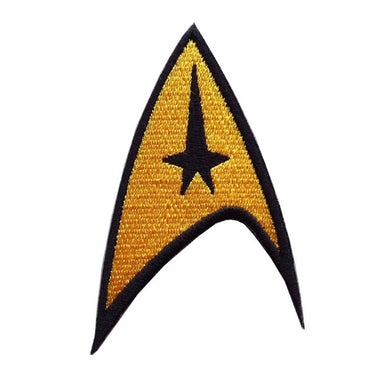 star trek communicator iron on patch sew on transfer