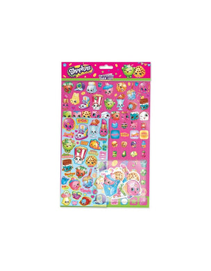 Shopkins - Mega Pack sticker pack over 150 stickers
