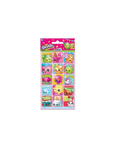 Shopkins - Small Reward Stickers (15 stickers)