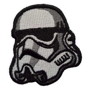 Star Wars Storm Trooper Iron on sew on patch the dark side star wars