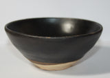 A brown glazed Honan type Cizhou teabowl. - asianartlondon