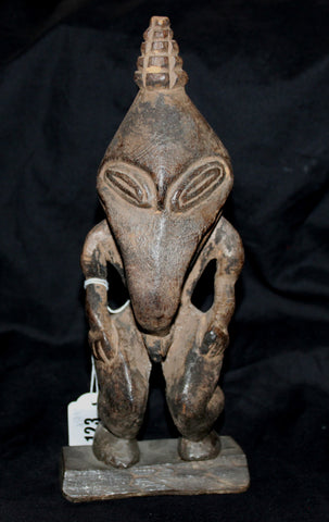 A New Guinea figure.