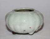 A Qingbei small water pot. Song Dynasty. - asianartlondon