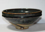 A splashed Shanxi Cizhou type bowl. Jin Dynasty. - asianartlondon