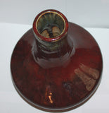 A Flambe bottle vase, circa 1800. - asianartlondon