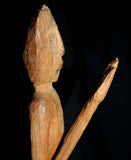 A North West Coast puppet figure. - asianartlondon