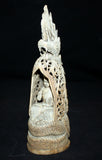 A Ceylonese ivory carving. - asianartlondon