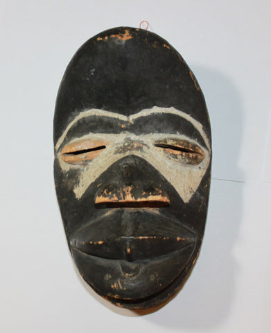A Dan mask, 19th Century.