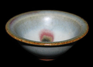 A rare Chinese Jun small tea bowl. - asianartlondon