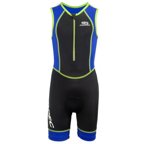 Aropec Triathlon Suit Blue/Black