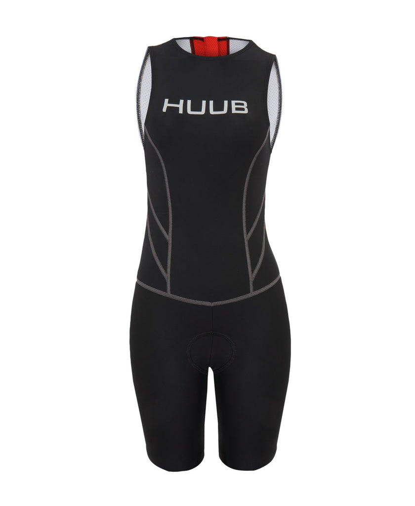 Huub Essential Rear Zip Tri Suit