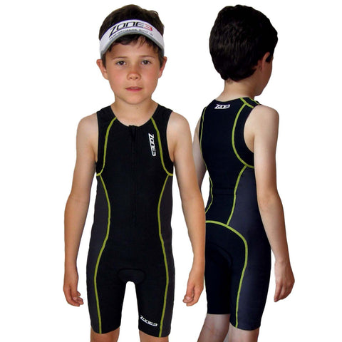 Zone 3 Kids 2017 Adventure Trisuit