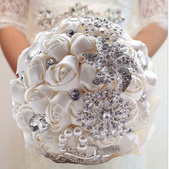 F. Bridal Hand Bouquets