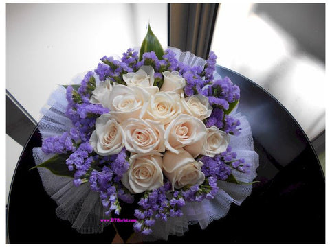 Purple n White - TBF4068